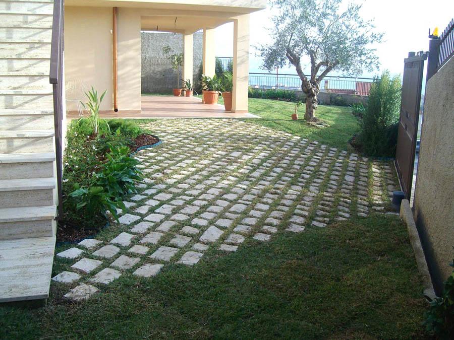Giardino - Ingresso giardino ...