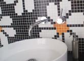 particolare bagno ospiti